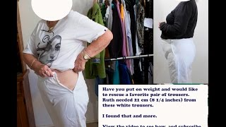 Extend waist trousers thumbnail