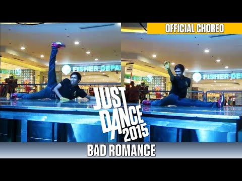 Just Dance 2015 - Bad Romance (Alternate - Official Choreography)