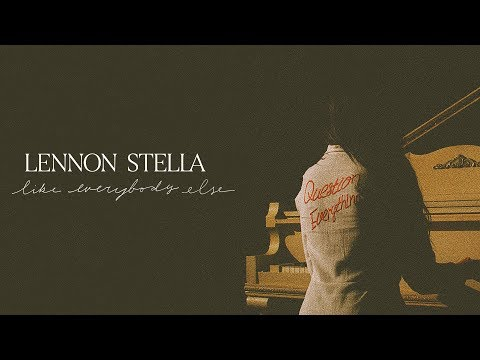 "Lennon Stella // ""Like Everybody Else"" (Acoustic)"