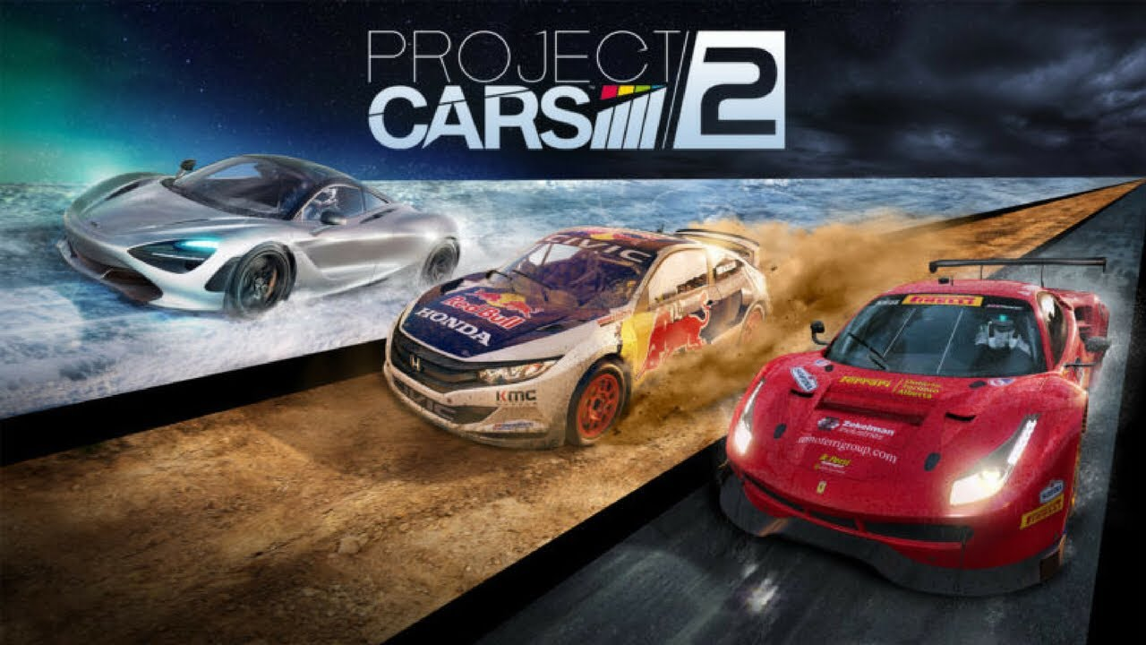 Project Cars 2 series Information Cars,tracks | Sim Racing Events ...