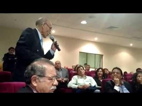 Fin de la presentación del libro MUSICA ESCONDIDA de Walter Gonzales