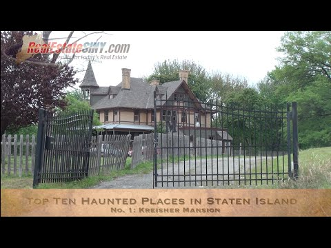 Staten Island Haunted Places
