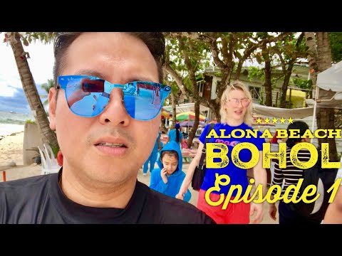Alona Beach Bohol Episode 1: Amorita Resort, Alona Vida Resort, C.U. Biergarten German Restaurant