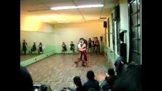 Gus y Sil - Tango IUNA