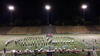 Milpitas High School Marching Band 2017 Lodi