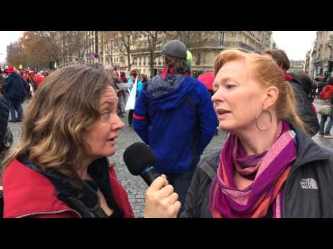 INTERVIEW - Janet Redman of the Institute for Policy Studies