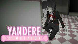 Почти нервный срыв Яндере симулятор mission mode / Yandere simulator