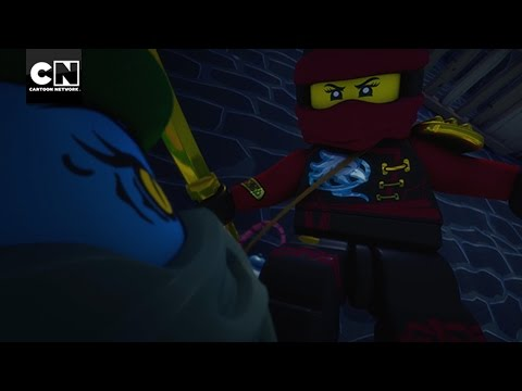 Battle Of The Sky Pirates | Ninjago | Cartoon Network