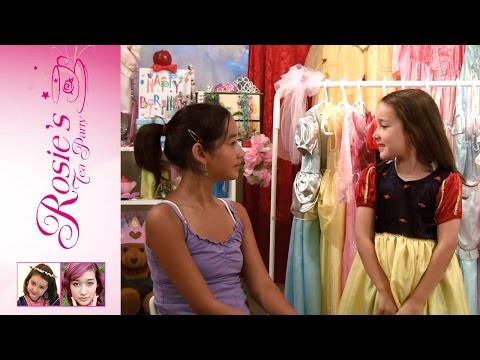 Princess Rosie's Boutique Part 1: The Bestest Dresses