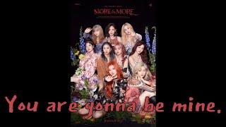 """TWICE (트와이스) """"MORE & MORE"""" CONCEPT PHOTO 2"""