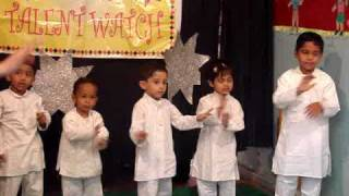 Rooney Dancing in School--Nanna Munna Rahi Hoon