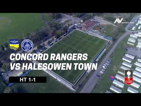 Concord Halesowen Goals And Highlights