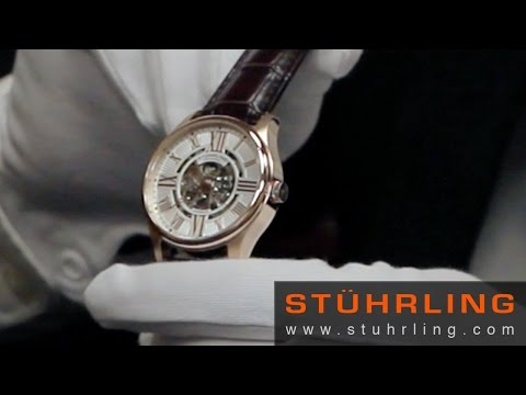 Stührling Original Automatic:Self winding watch