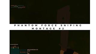 Roblox - Phantom Forces BFG 50 Sniping Montage #2