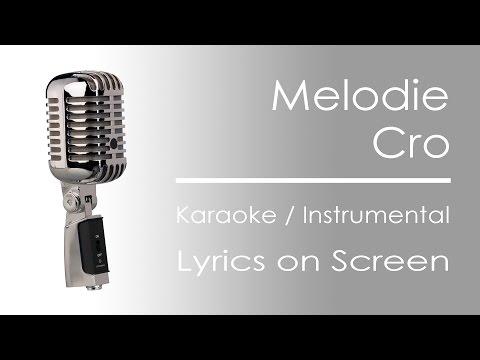 Melodie   Karaoke / Instrumental