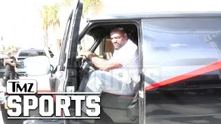 Rampage Jackson- I Can Finally Take the 'A-Team' Van Out of Hiding   TMZ Sports