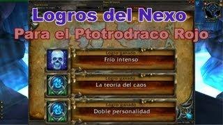 World of warcraft - El Nexo para el protodraco rojo.