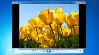 Windows media player ile slayt gösterisi oluşturmak için nasıl.