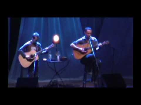 Dave Matthews And Tim Reynolds - Millet Hall - Big Eyed Fish.avi