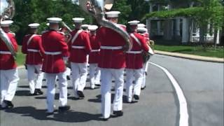 Funeral Service for Anne R. Tremper, Major, USMC (Higher Def)