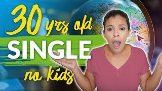 🤔30 YEARS OLD - SINGLE NO KIDS | My Reality Marissa Romero