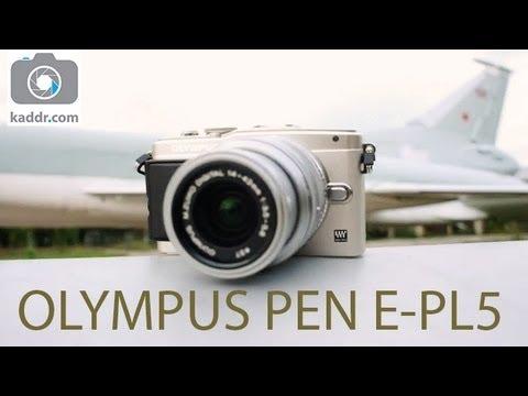 Olympus PEN E-LP5 - Обзор Беззеркальной Фотокамеры на Kaddr.com