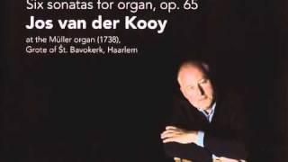 Mendelssohn: Orgelsonate 1 f-moll Op. 65 - 4. Allegro Assai Vivace