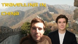 Travelling in China Feat. Wingwaabuddha | Learn Chinese Now