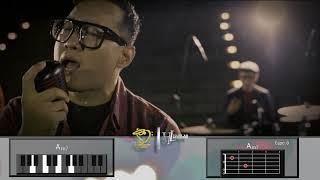 Download DYGTA - TERSIKSA RINDU VERSI LIVE w/ STRINGS (KUNCI GITAR & PIANO)