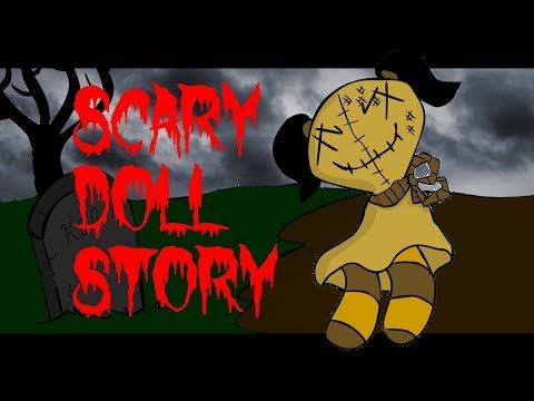 """Scary Doll Story(ft.The Animation Fever)-""""Don't Keep Me Outside"""" II vatyboo II"""