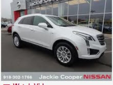 2017 Cadillac XT5 at Jackie Cooper Nissan Tulsa, OK