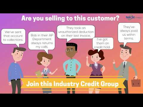 Are you selling to this customer? Why join an Industry Credit Group