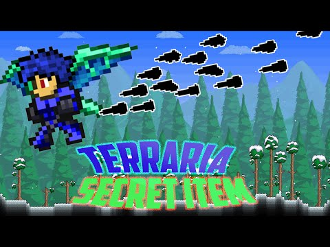 Terraria 1.2.4 Ios/Android New Secret Hacked Item/Weapon? Blizzard Staff Gun 2016