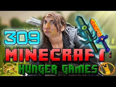 Minecraft: Hunger Games w/Mitch! Game 309 - BEST FIGHTS EVER!