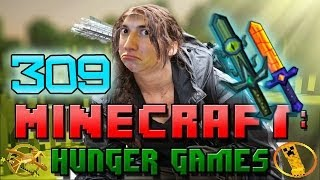 Minecraft: Hunger Games w/Mitch! Game 309 - BEST FIGHTS EVER!