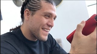 DANA WHITE Called Brian Ortega with BIG News Today!