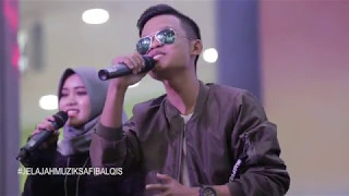 Gambar cover Tajul ft. Farisha Iris – Disana Cinta Disini Rindu (cover Tajul dan Wany Hasrita) HD