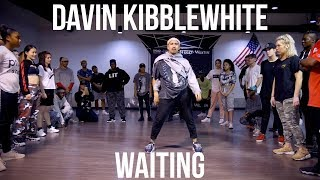 Asiahn - Waiting - Choreography by Davin Kibblewhite (S-Rank)