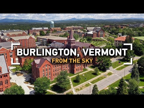 Burlington, Vermont In 60 Seconds!