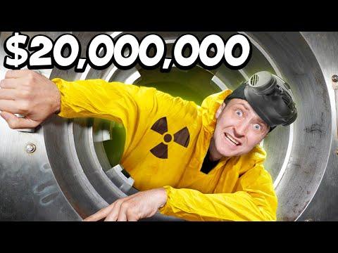 Surviving Inside A $20 Million Nuclear Bunker