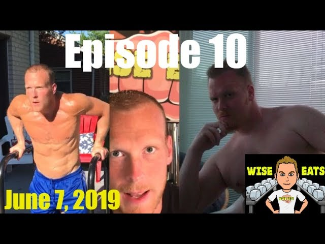 Wise Eats Podcast Episode 10: Abusing Protein Powder, Fasted Walking for Cardio, Recipe of the Week