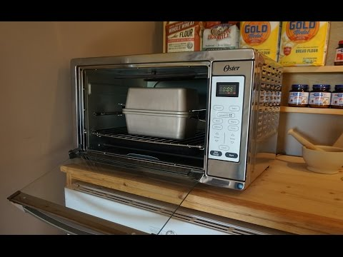 "How to Bake No-Knead Bread in a Toaster Oven (no mixer… no bread machine… ""hands-free"" technique)"