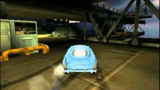 Cars 2 Gameplay {Nintendo 3DS} {60 FPS} {1080p} Top Screen