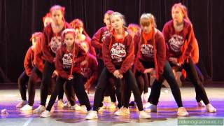 "Коллектив ""YouDance Juniors"". Танцевальное шоу"