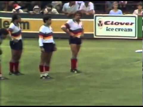 1984 - Sudafrica vs Sudamerica XV - 1er Test Match