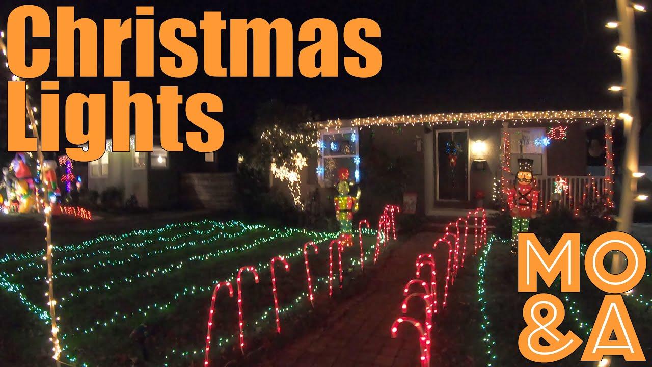 Christmas Lights Walk 53rd S St