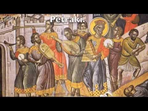 Byzantine Ottoman Greek Turkish shared musics