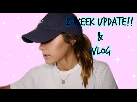 JAW SURGERY UPDATE + FIRST VLOG.. 2 WEEKS POST-OP | VICTORIA BACHLET