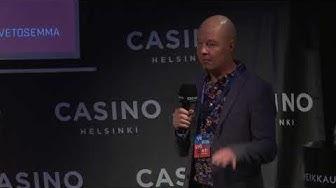 Vetosemma 2017 - Datan hyödyntäminen, Antti Peltola |Veikkaus