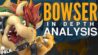 Super Smash Bros. Ultimate - Bowser In-Depth Analysis (Buffs, Nerfs, Frame Data, Aesthetic Changes)